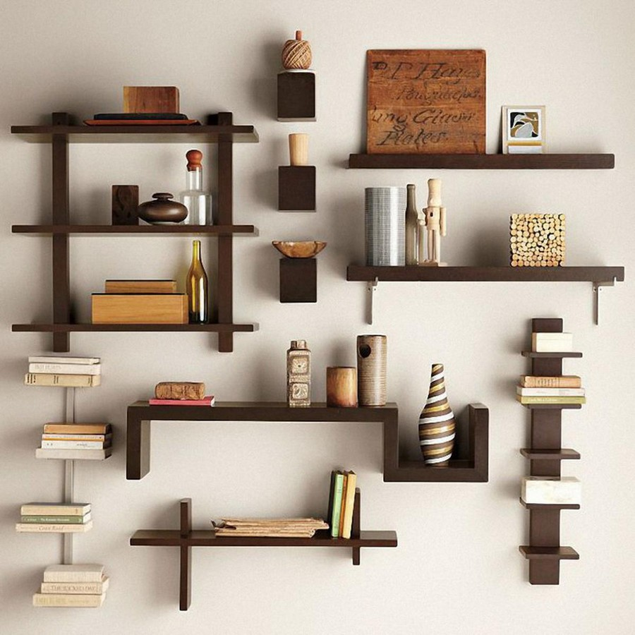 20 Fresh & Trendy Bookshelf Designs