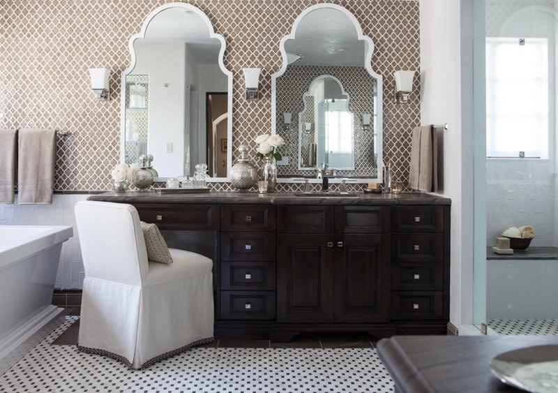 1-1-symmetrical-decor-symmetry-in-interior-design-two-double-mirrors-dressing-table-vanity-unit-wash-basin-bath-bathroom-bathtub-arm-chair