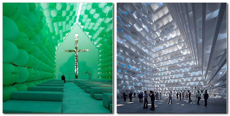 1-2-green-ball-church-by-Cyril-Lancelin-modular--architecture-in-France