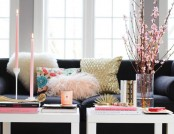 4 Golden Rules of Decorating a Coffee Table + Examples