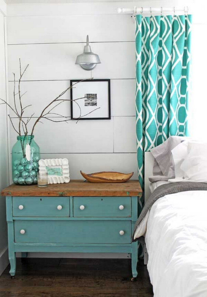 3 2 Beautiful Stylish Nightstand Bedside Table Decor