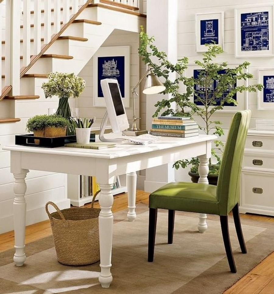 design hack how to organize an inspiring work area home