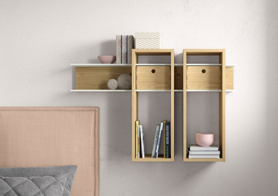 4-1-shelves-creative-shelving-units-light-wooden-geometrical-in-bedroom-interior