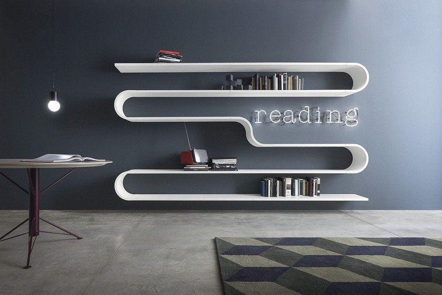 4-2-shelves-creative-shelving-units-white-curved-geometrical-smooth-sleek-reading