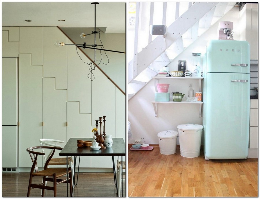 4-ideas-where-how-to-hide-conceal-disguise-refrigerator-fridge-under-the-staircase-stairs-recessed