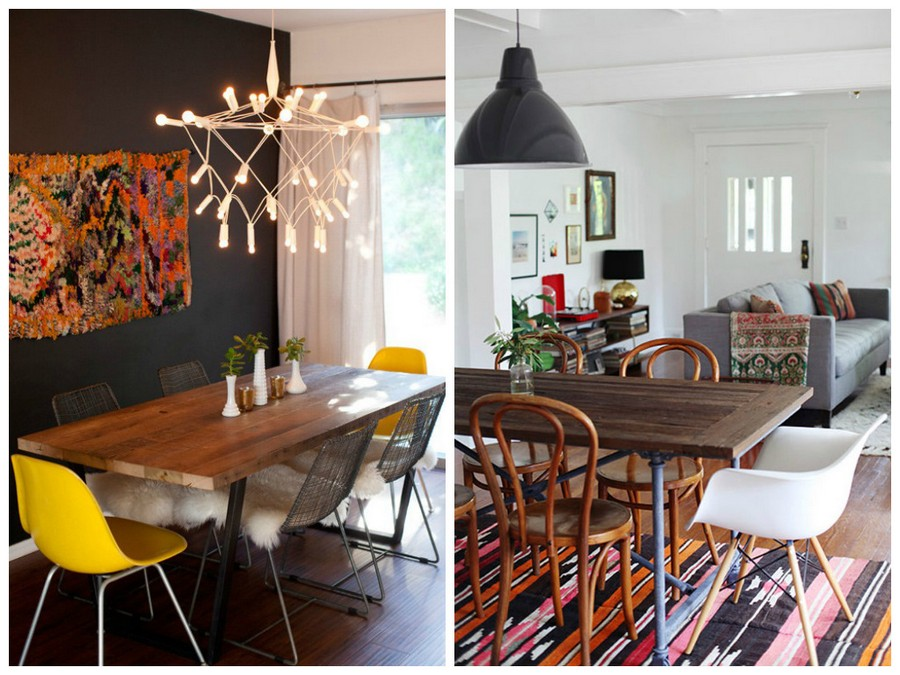 5-4-mismatched-chairs-in-kitchen-dining-room-interior-design-wooden-plastic