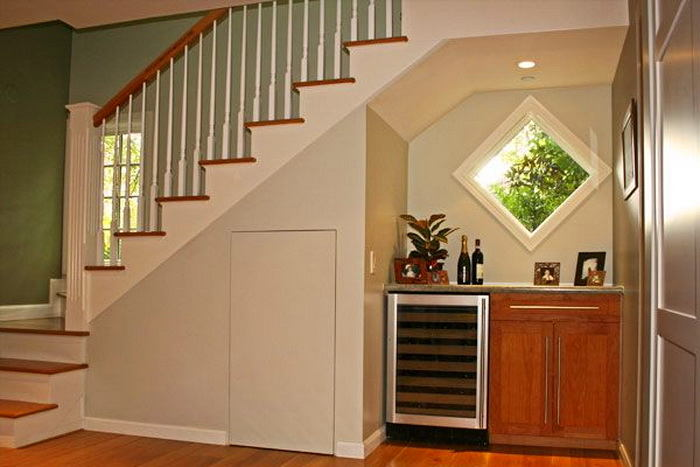 5-ideas-where-how-to-hide-conceal-disguise-refrigerator-fridge-under-the-staircase-stairs-recessed-built-in