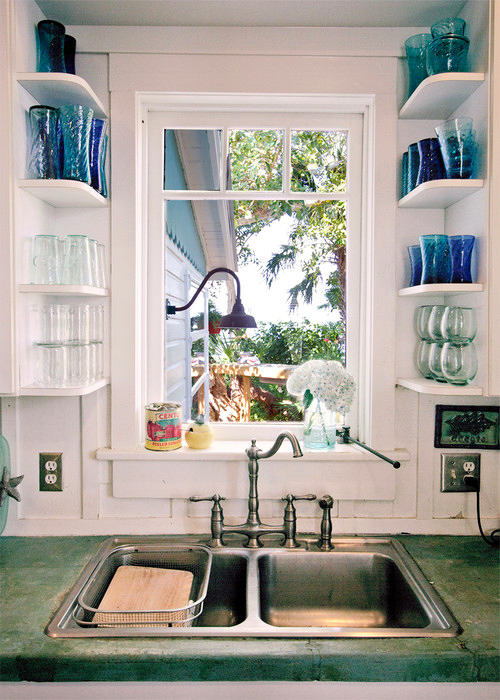 9-small-kitchen-storage-ideas-design-hacks-rational-space-shelves-around-window-sink