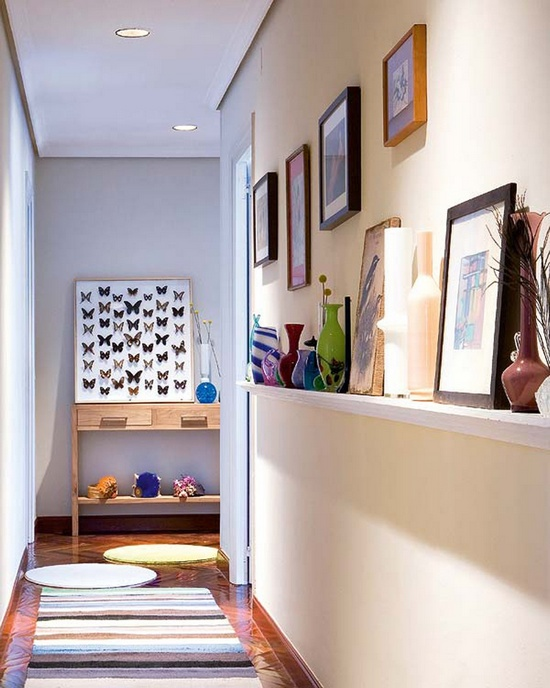 How to Decorate a Narrow Hallway: 9 Ideas