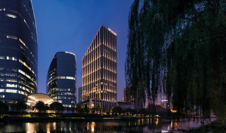 Big Joy for Bulgari Fans: Another Gorgeous Hotel Opens in China