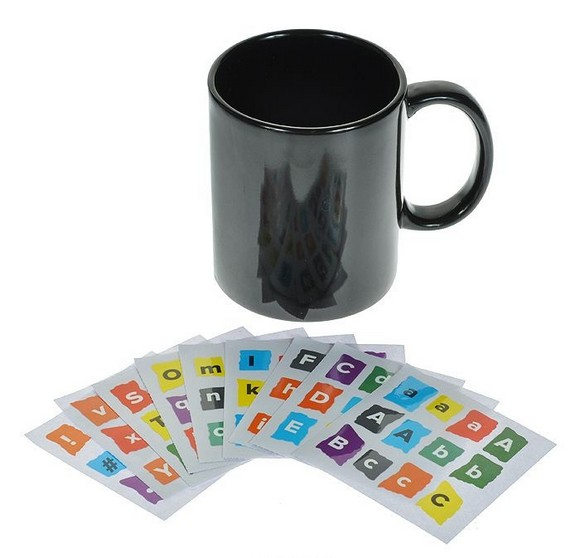 12-black-cup-tea-mug-set-of-thermal-stickers-with-alphabet-letters