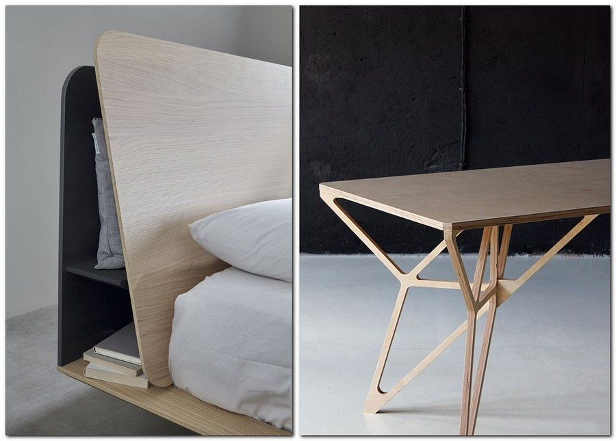 2-1-plywood-in-interior-design-decor-furniture-bed-headboard-with-storage-shelves-table-desk-geometrical-legs