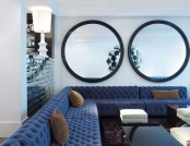 Big Round Mirrors in Interior Design: 5 Golden Rules
