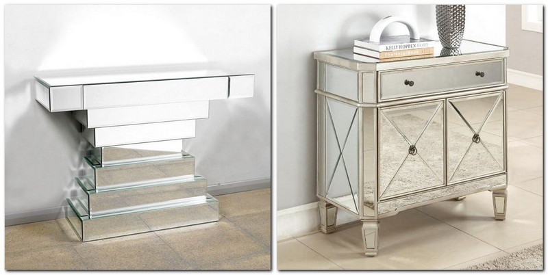 3-2-mirrored-furniture-in-interior-design-console-table-geometrical-contemporary-style-art-deco-chest-of-drawers-small