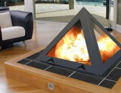 Wood Burning Fireplaces: Review of Materials & Best Ideas (P.2)