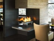 Wood Burning Fireplaces: Review of Materials & Best Ideas (P.1)