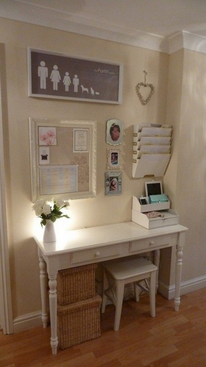 5-notice-note-memory-board-family-chore-organizer-idea-white-writing-desk-carved-legs-stool-work-area