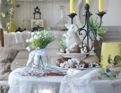 4 Ideas for Easter Table Settings in Different Styles
