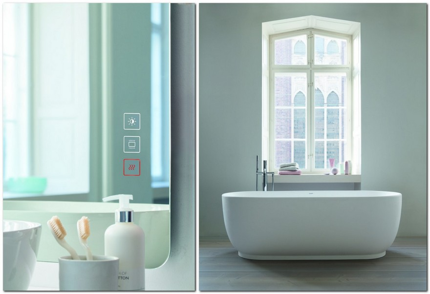 2-2-total-white-bathroom-collection-by-Duravit-mirror-accessories-bathtub-by-the-window