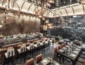 AMMO Restaurant and Bar in Hong Kong