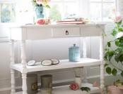 Elegant French furniture