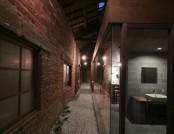 Hideout of a Brick Storehouse by K2-Design