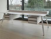 Office Desk L by A+A Cooren