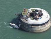 Spitbank Fort Sea Hotel