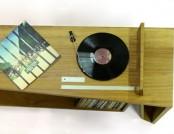 Folded Record Bureau by Hugh Miller