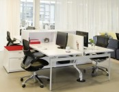 Modern Office Space for FINE Design