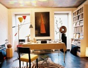 Modernist style in the Interior