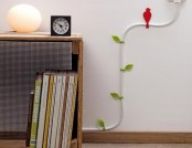 Wall Decorations from Wires