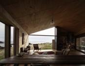 Contemporary Australian House on Sheep Shearer's Dwelling
