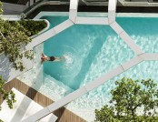 The Pool at Pyne by TROP Studio in Bangkok