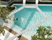 The Pool at Pyne by TROP Studio in Bangkok