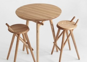 6-round table