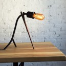 1-The lamp in the form of branches