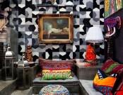 Colorful apartment - studio designers Cris and Marcelo Rosenbaum from Sao Paulo