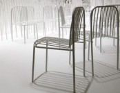 Chairs by Nendo