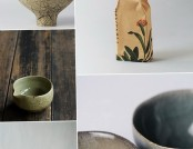 A beautiful and stylish tableware from Japan