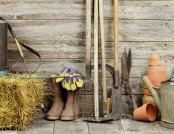 How to spruce up your shed