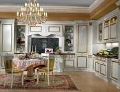 Fashion classics in a modern interior