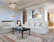 Drawing rooms in a classic style