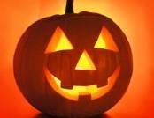 Carve a pumpkin for Halloween