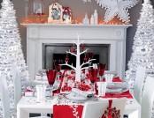 Christmas Design festive table