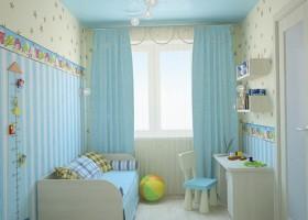 7-blue baby