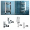 1-Ladder Towel Radiator