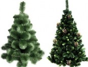How to choose an artificial Christmas tree
