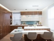 Bright apartment in Manhattan