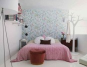 Small bedrooms in the interior